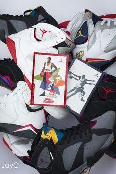 Air Jordan 7's