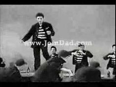 Jailhouse Rock (Music Video) by Elvis Presley....♥