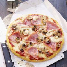 Een pizza om je duimen en vingers van af te likken!