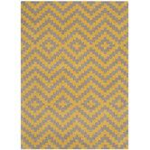Found it at Wayfair - Cambridge Taupe & Gold Area Rug