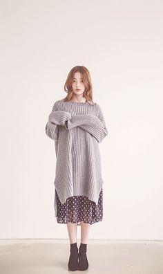 "escarletes: "" dress ♡ sweater ♡ shoes """