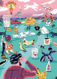 Illustrator Spotlight: Aart-Jan Venema - BOOOOOOOM! - CREATE * INSPIRE * COMMUNITY * ART * DESIGN * MUSIC * FILM * PHOTO * PROJECTS