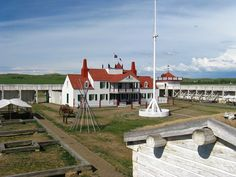Fort Union Trading Post National Historic Site in Richland County, Montana.