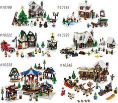 Lego Exclusive Christmas Set 2020 400+ Best legos   winter wonderland images in 2020 | legos, lego