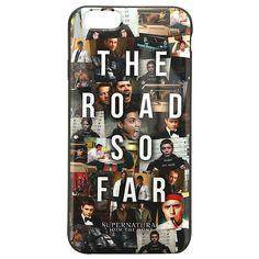 Supernatural The Road So Far iPhone 6 Case Hot Topic ❤ liked on Polyvore featuring accessories and tech accessories