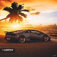 The Lamborghini Huracan was debuted at the 2014 Geneva Motor Show and went into production in the same year. The car Lamborghini's replacement to the Gallardo. Lamborghini Gallardo, Amazing Cars, Hot Cars, Exotic Cars, Concept Cars, Cars And Motorcycles, Luxury Cars, Vintage Cars, Dream Cars