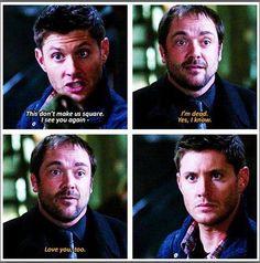 Dean's Face XD