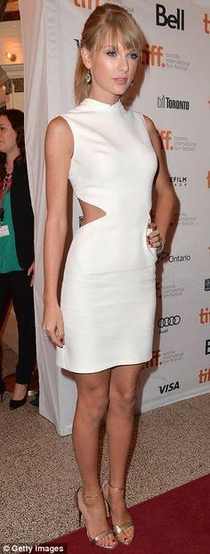 taylor swift + dress