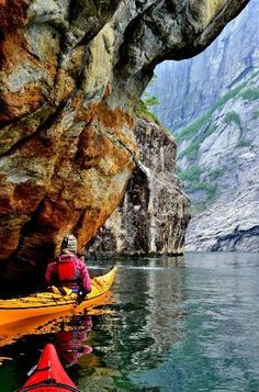 Paddeling Lysefjorden Norway ….Stay cheap and comfortable on your stopover in Oslo: www.airbnb.com/rooms/1036219?guests=2&s=ja99 and https://www.airbnb.com/rooms/6808361