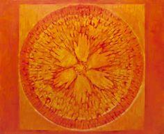 "Saatchi Art Artist Natalija Simeonovic; Painting, ""Another Circle"" #art"