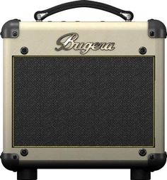 Bugera 15w practice amp - looks awesome with my guitar and has great sound and options and sound for such a diminutive size.