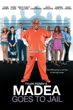 Regarder film Madea Goes to Jail en streaming HD Vf et Vostfr gratuit complet. Regarder film Madea Goes to Jail gratuit complet sur filmstreaming. Madea Movies, Funny Movies, Comedy Movies, Great Movies, Watch Movies, Excellent Movies, Netflix Movies, Love Movie, Movie Tv