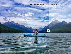 HDR Traveler Lightroom Presets - Actions