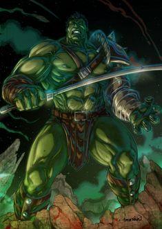 Planet Hulk by emmshin.deviantart.com on @DeviantArt