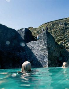 Wild Swimming and Jumping Camping Uk, Camping Meals, Welsh Castles, Pembrokeshire Wales, Wild Waters, Snowdonia, England And Scotland, Get Outdoors, Adventure Is Out There