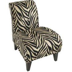 Loving the Zebra print.