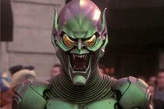New goblin spiderman movie – Animal Life Green Goblin Costume, Green Goblin Mask, Green Goblin Spiderman, Spiderman Movie, Batman, Comic Book Characters, Comic Character, Spider Man Trilogy, Goblin Art
