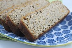 Pumpin and Ginger Loaf (Paleo, Gluten Free)
