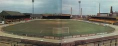 Vicarage Road —mid track still in place). Watford Fc, Football Stadiums, Tennis, Places, Sports, Hornet, 1970s, Track, Heaven