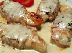 Creamy Chicken With Bacon, Crock Pot style