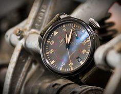 IWC Pilots watch world timer
