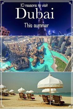 Places to visit in Dubai | What you need to know before visiting Dubai | Plan a trip to Dubai this summer