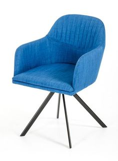The Synergy Dining Chair is inspired by Mid-Century designs and features four…