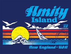 Amity Island from Jaws...