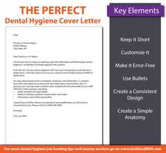 dental hygienist resume sample l pinterest dental hygienist