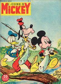 Journal de Mickey - Album n°1