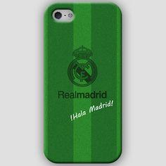 Fundas para iPhone 4-4s-5-5s, con diseños del Real Madrid CF. Materiales policarbonato semiflexible y  verde césped  Puedes ver más detalles y Comprar con envió gratis en: http://www.upaje.com/shop/fundas-moviles/real-madrid-cf-iphone-5-5s/ #fundas #carcasas #iphone4 #iphone4s #iphone5 #iphone5s #realmadrid #verde #cesped
