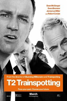 Watch T2 Trainspotting Full Movie Online
