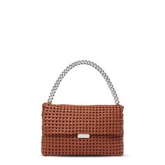 Must-Have: The Perfect Woven Bag. #bags #wovenbags