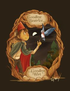 ToonZ - Wirt and Beatrice, (Over The Garden Wall) | Wirt y ...