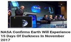 Η ΜΟΝΑΞΙΑ ΤΗΣ ΑΛΗΘΕΙΑΣ: Προειδοποίηση της NASA: Είστε έτοιμοι για 15 ημέρε...
