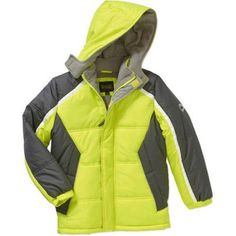 iXtreme Boys Puffer Jacket, Available in 4 Designs 11 Colors, Boy's
