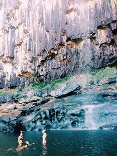 Visit the Minyon Falls byron bay.
