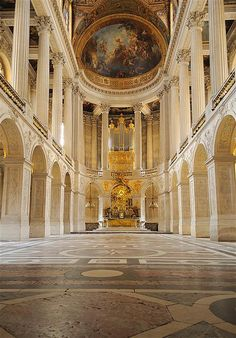 Louvre, In Paris. Loved it so much that I went there twice.