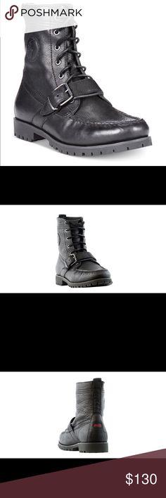 🆕 SALE 🆕 Men's Polo Ralph Lauren Ranger Boots Men's Polo Ralph Lauren Ranger Boots, Leather, Available sizes, 10.5 & 13 Polo by Ralph Lauren Shoes Boots