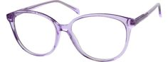 Order online, women purple full rim acetate/plastic oval eyeglass frames model #662817. Visit Zenni Optical today to browse our collection of glasses and sunglasses.