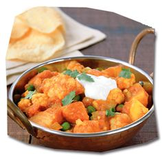Sweet Potato Curry : replace oil with fry light and vegetable stock, and this is a free Slimming World recipe :)