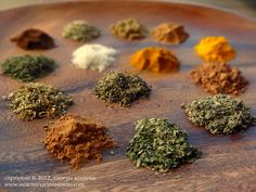 Healing Spices Image