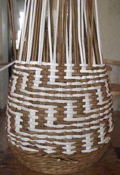 ia100.mycdn.me image?t=3&bid=804737627435&id=804737627435&plc=WEB&tkn=*tIAdCzu60N3aHS-Zp6dFmU3uUH0 Recycle Newspaper, Old Newspaper, Paper Weaving, Loom Weaving, Corn Dolly, Traditional Baskets, Lucet, Cardboard Crafts, Diy Paper