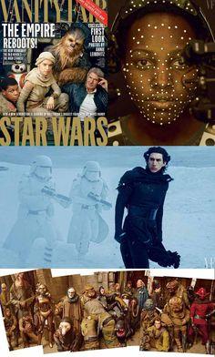 Ansiosos fãs de Star Wars, uma oportunidade para vocês se distraírem enquanto esperam a estréia do novo filme da série. Promoção valendo o livro da trilogia e a revista Vanity Fair. Participem: http://www.hollywoodeaqui.com/promo-star-wars-despertar-da-forca/