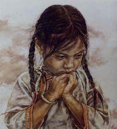Wai Ming Paintings | Wai Ming, dokuz çocuklu bir okul ustasının oğlu, Canton, 1938 ...