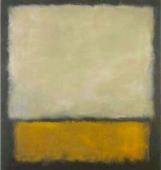 Mark Rothko, Untitled, Year unknown