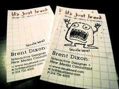 Best Business Cards Ever.