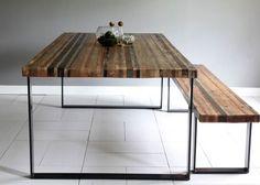 Seventeen20, muebles artesanales de diseño industrial
