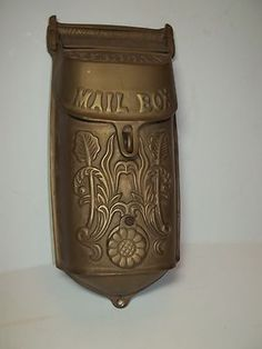 245 Best Mail Boxes Images Vintage Mailbox Mailbox Old