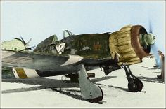 The Macchi C.200 Saetta (Italian: both Arrow or Lightning), or MC.200, was a World War II fighter aircraft built by Aeronautica Macchi in Italy, and used in various forms throughout the Regia Aeronautica (Italian Air Force).